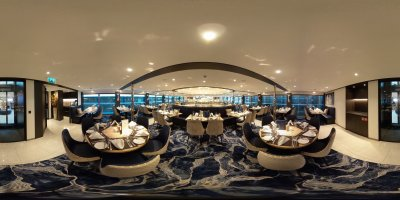 nickoVision Panorama-Hauptrestaurant