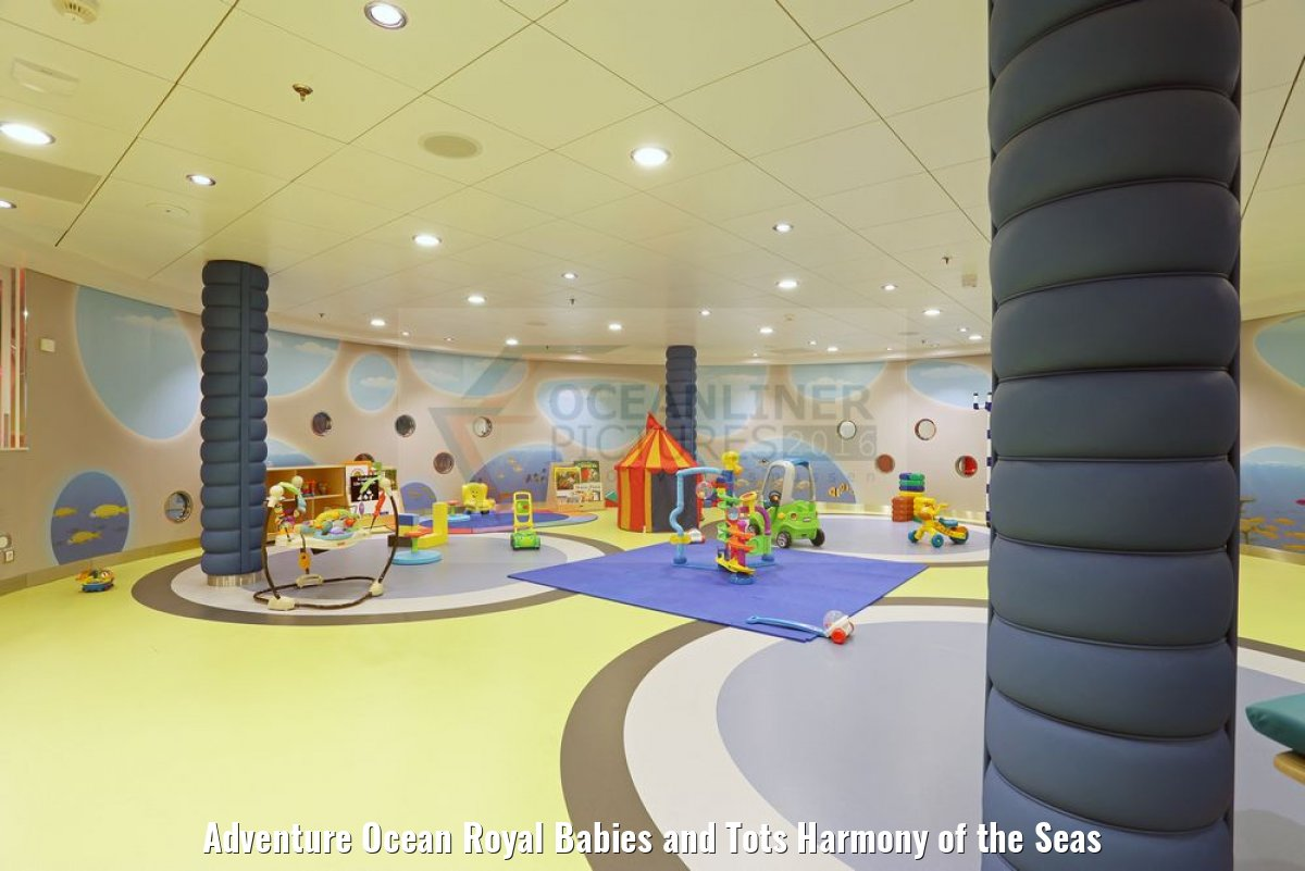 Adventure Ocean Royal Babies and Tots Harmony of the Seas