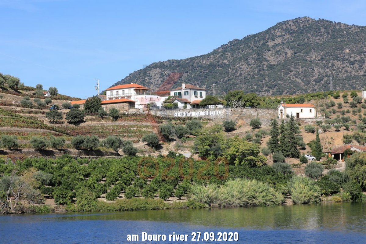 am Douro river 27.09.2020