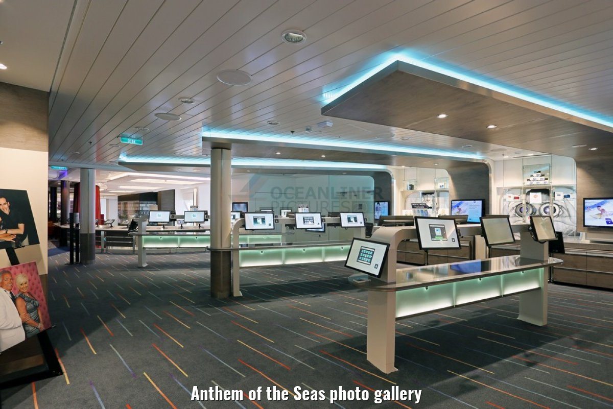 Anthem of the Seas photo gallery