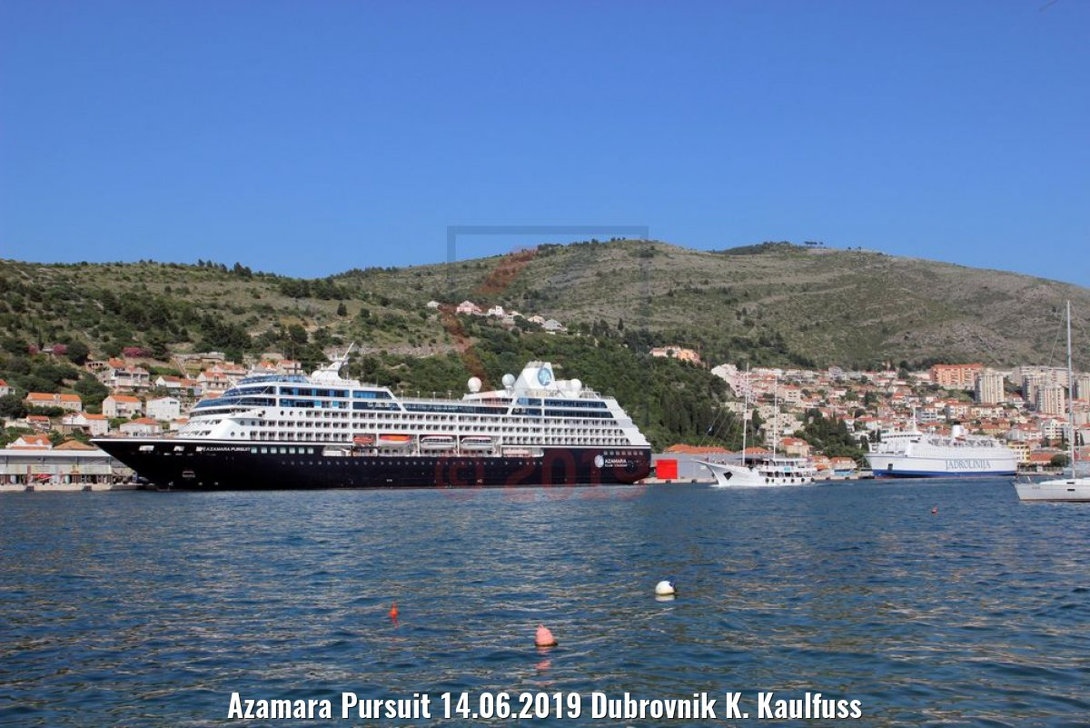 Azamara Pursuit 14.06.2019 Dubrovnik K. Kaulfuss