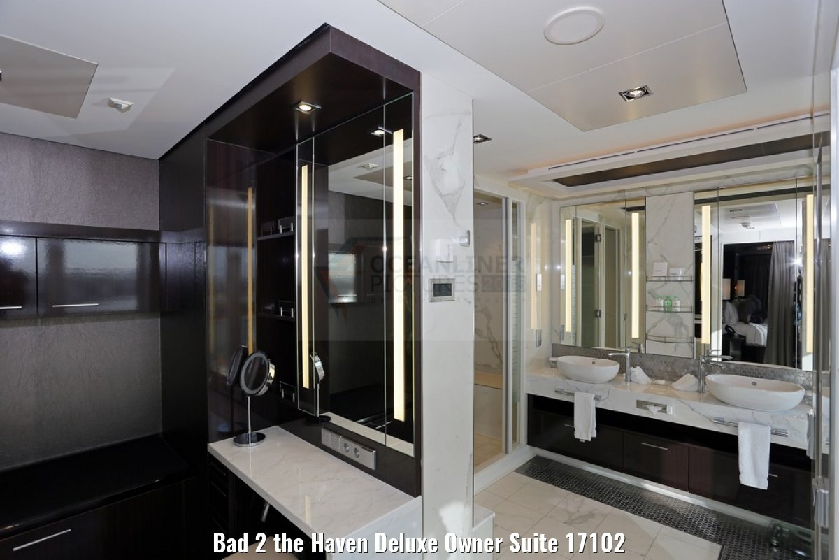 Bad 2 the Haven Deluxe Owner Suite 17102