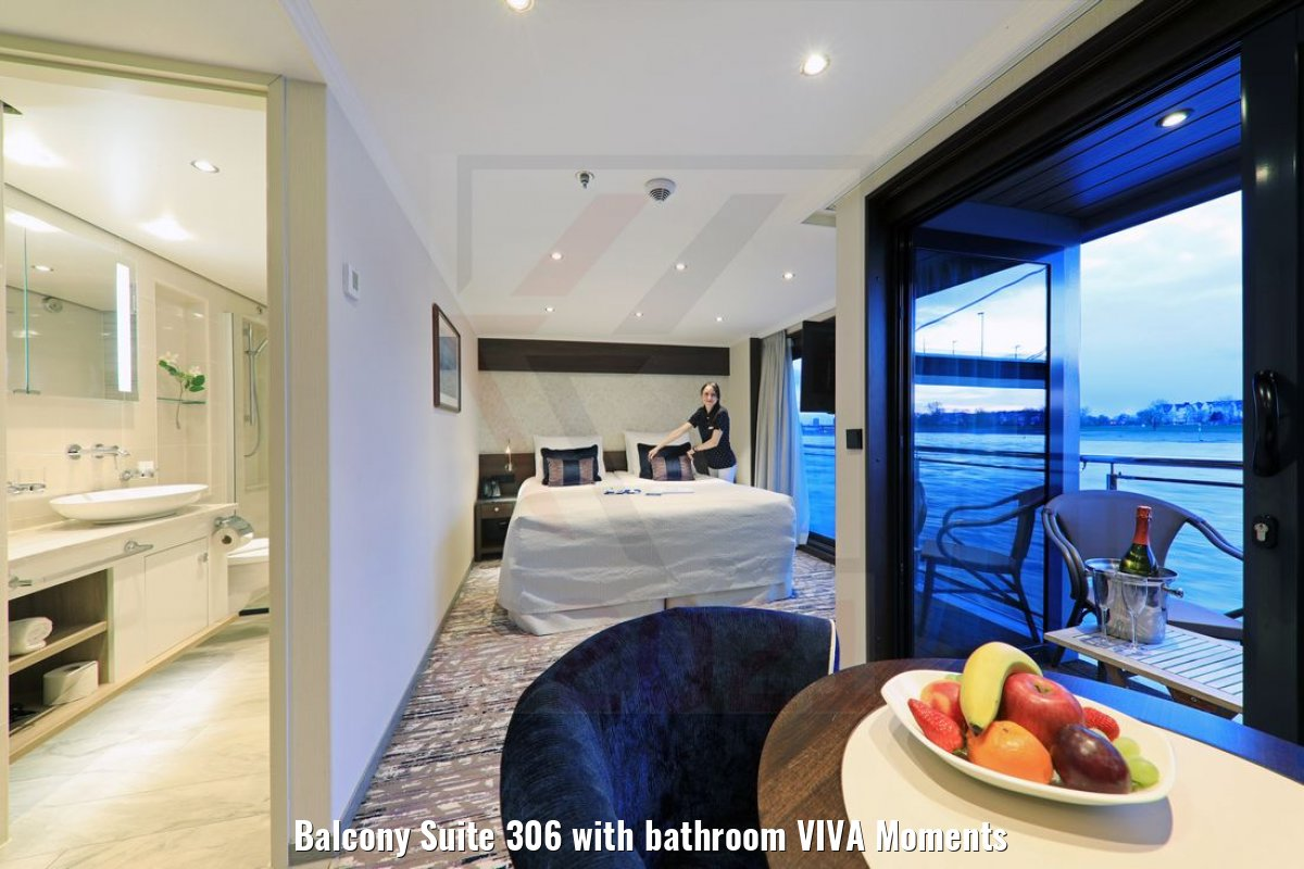 Balcony Suite 306 with bathroom VIVA Moments
