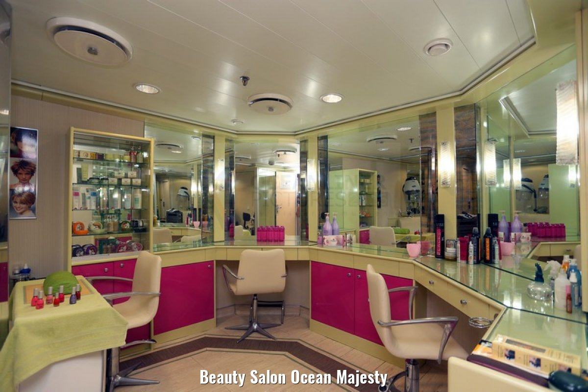 Beauty Salon Ocean Majesty