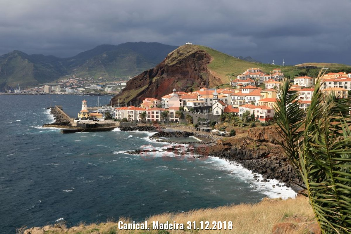 Canical, Madeira 31.12.2018