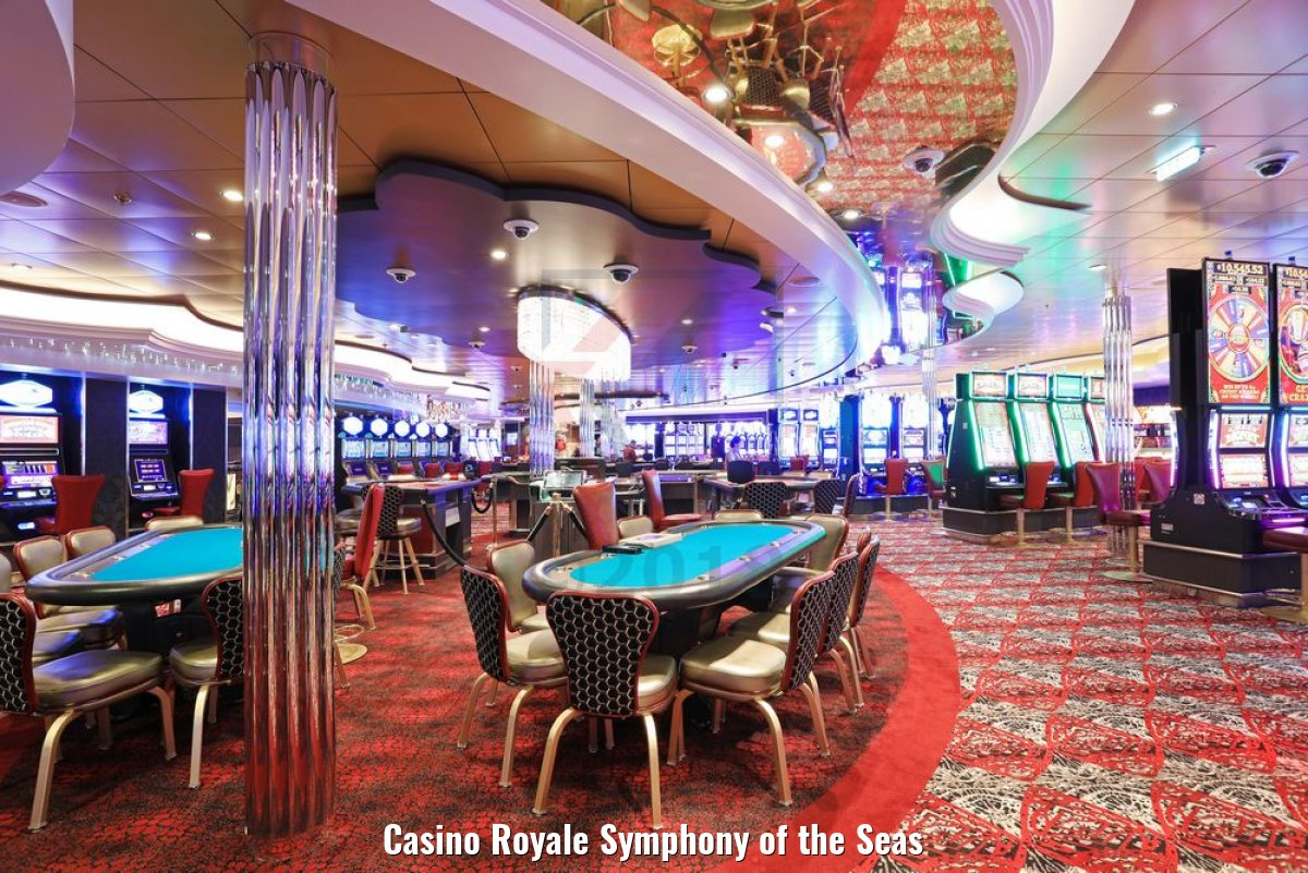 Casino Royale Symphony of the Seas