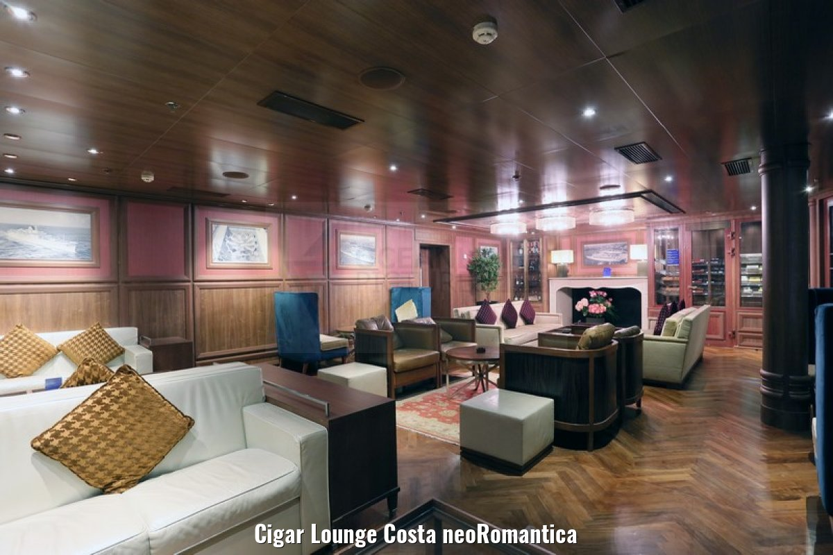 Cigar Lounge Costa neoRomantica