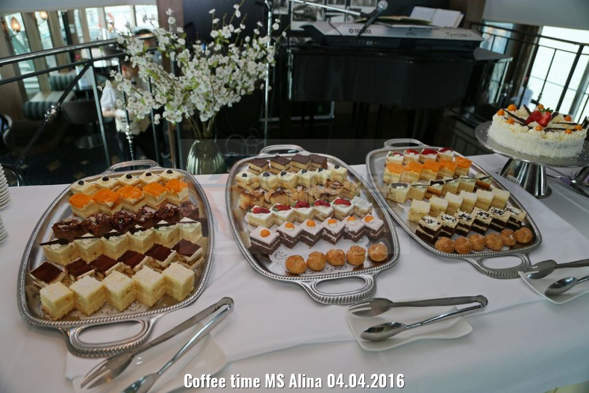 Coffee time MS Alina 04.04.2016