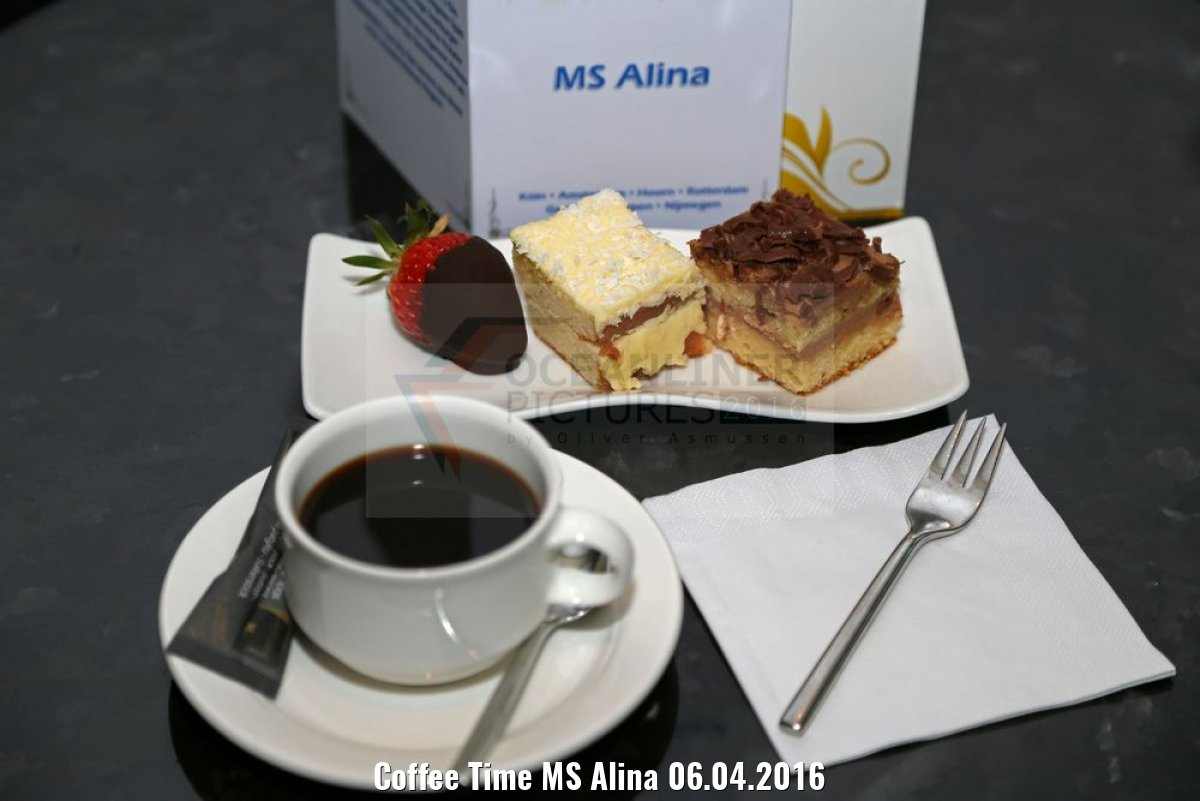 Coffee Time MS Alina 06.04.2016