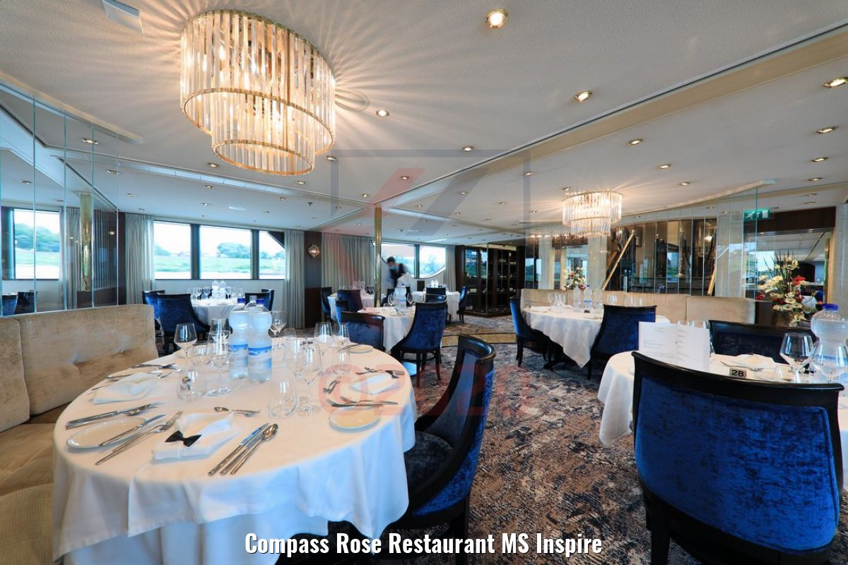 Compass Rose Restaurant MS Inspire