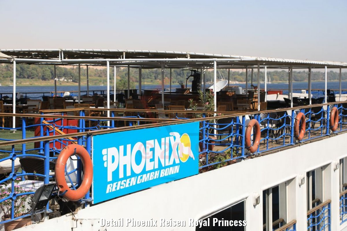 Detail Phoenix Reisen Royal Princess