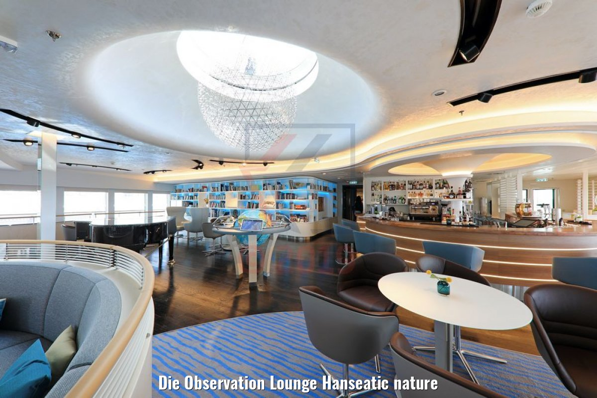 Die Observation Lounge Hanseatic nature