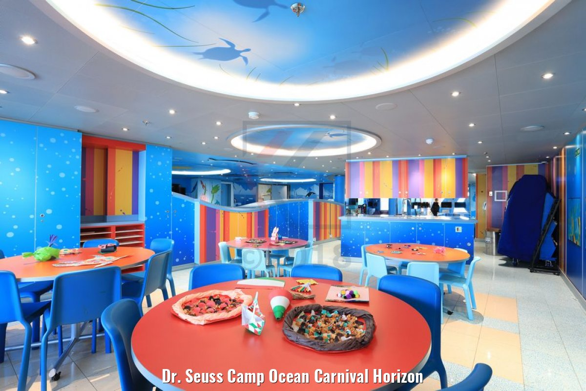 Dr. Seuss Camp Ocean Carnival Horizon