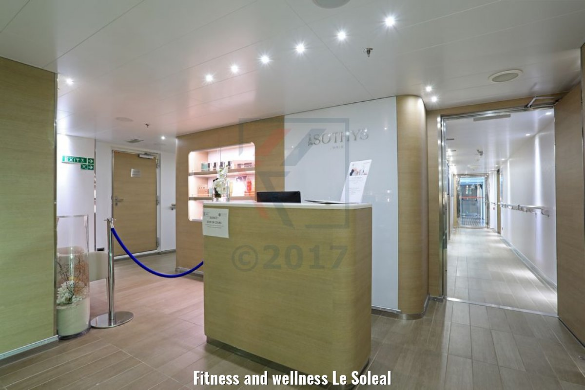 Fitness and wellness Le Soleal