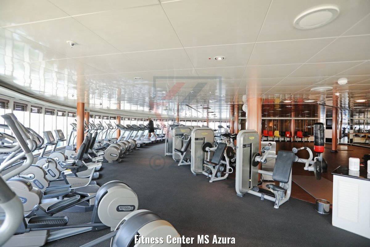 Fitness Center MS Azura
