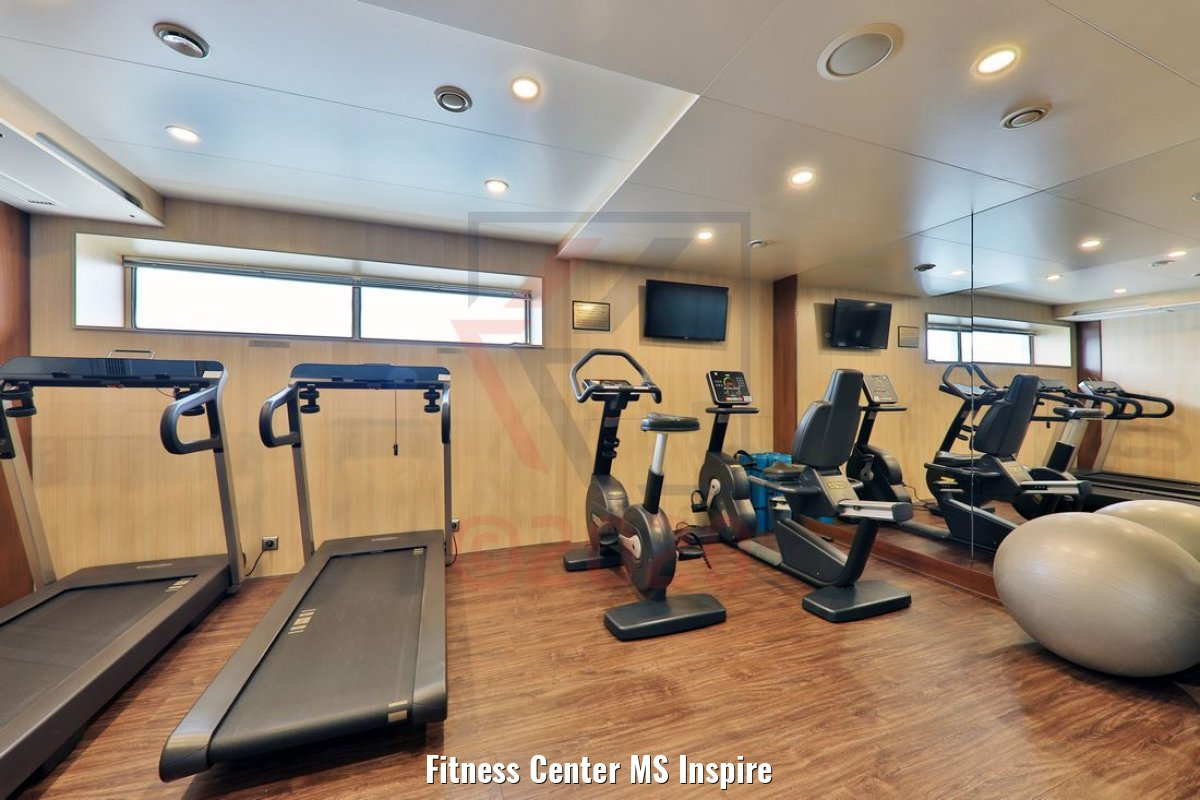 Fitness Center MS Inspire