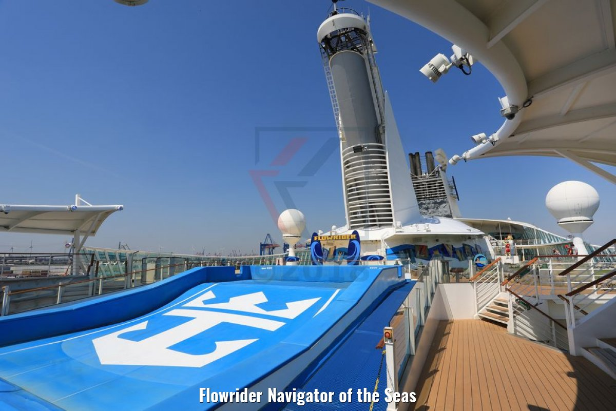 Flowrider Navigator of the Seas
