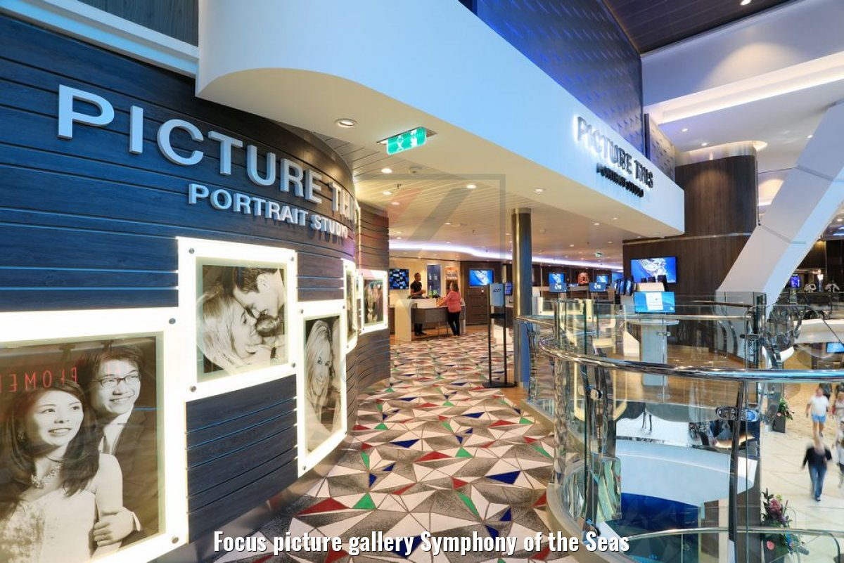 Focus picture gallery Symphony of the Seas