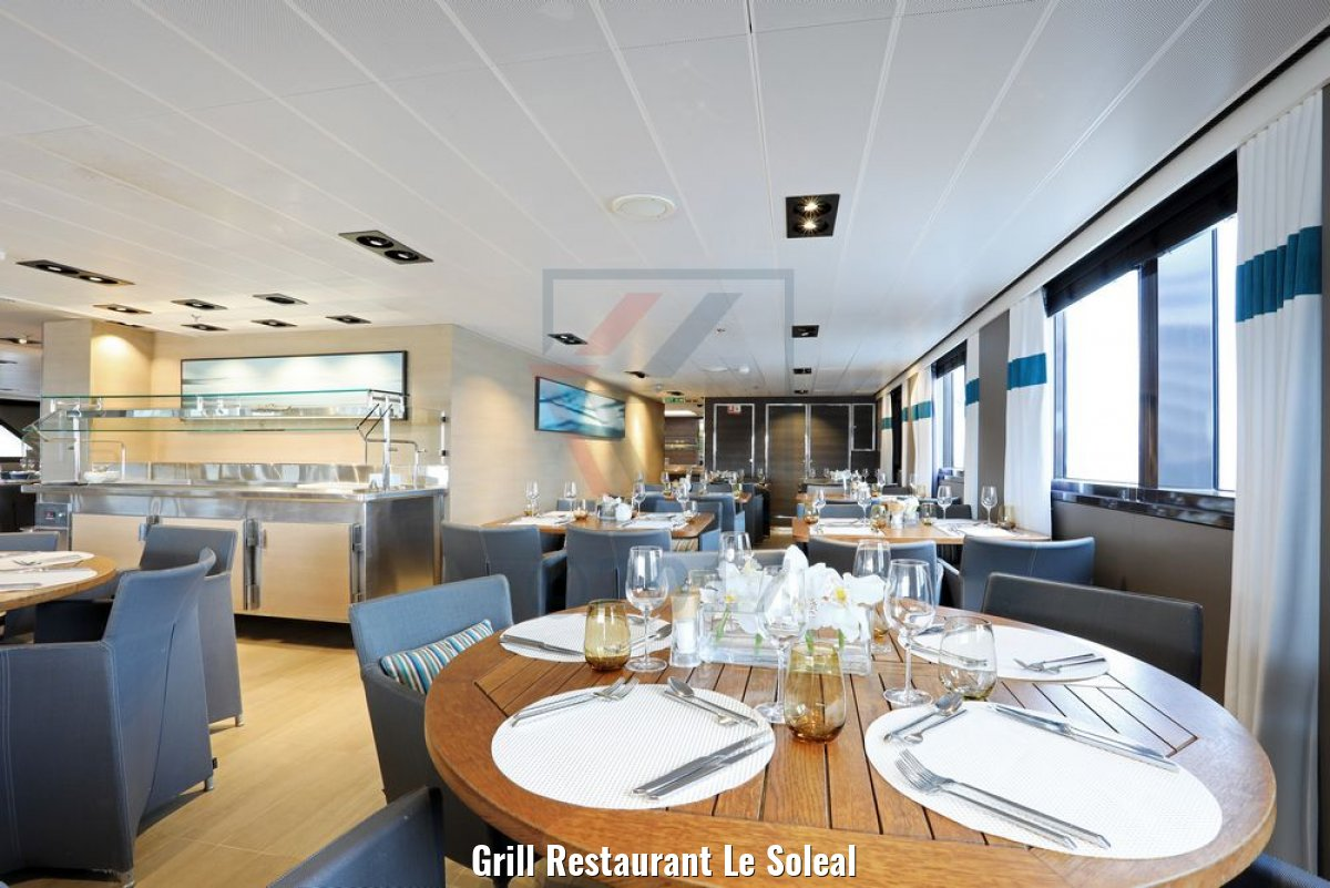 Grill Restaurant Le Soleal