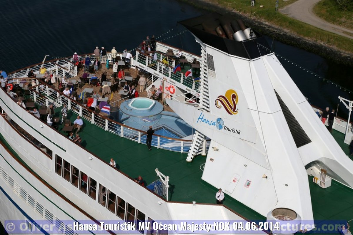 Hansa Touristik MV Ocean Majesty NOK 04.06.2014