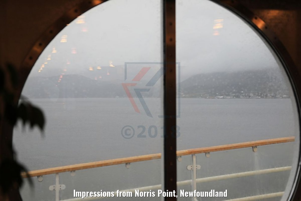 Impressions from Norris Point, Newfoundland