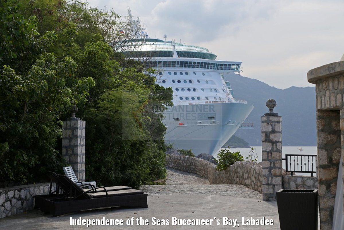 Independence of the Seas Buccaneer´s Bay, Labadee