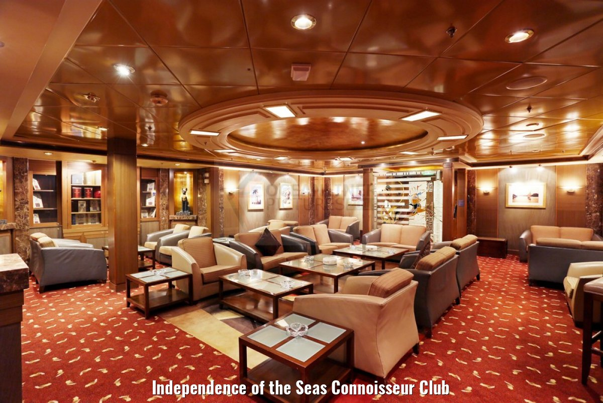 Independence of the Seas Connoisseur Club