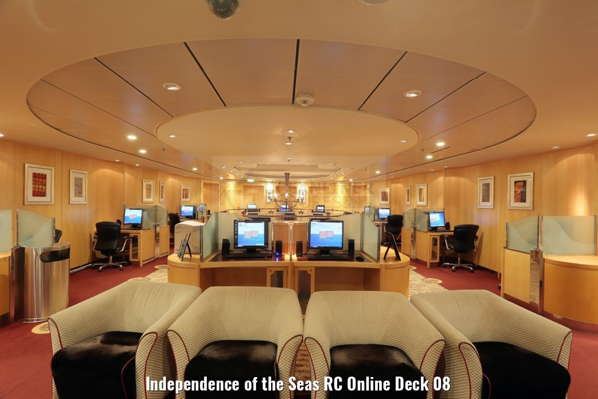 Independence of the Seas RC Online Deck 08