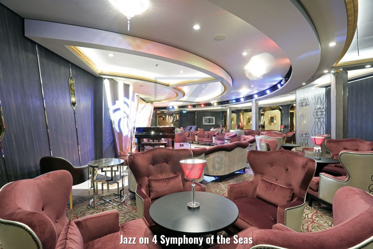 Jazz on 4 Symphony of the Seas