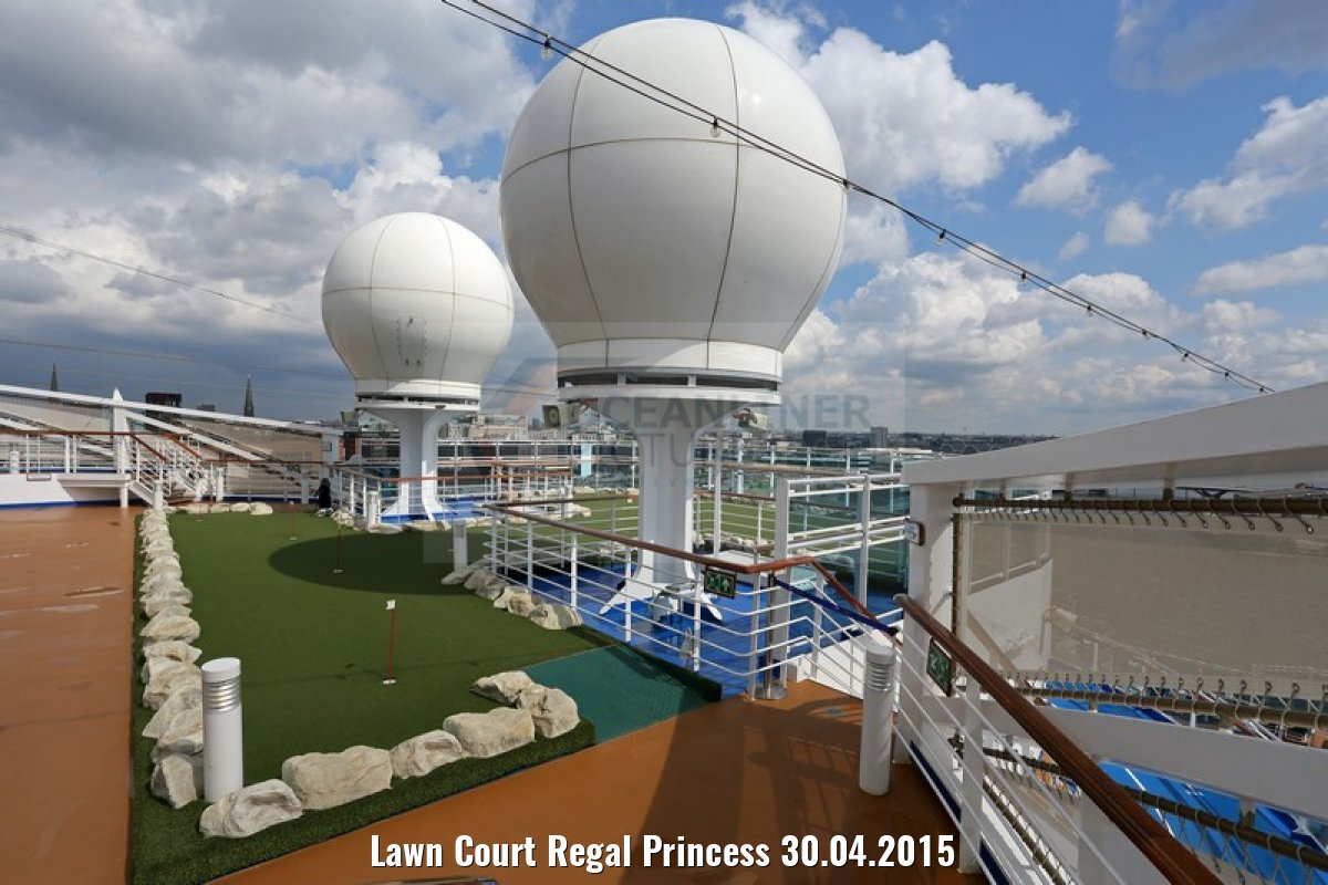Lawn Court Regal Princess 30.04.2015