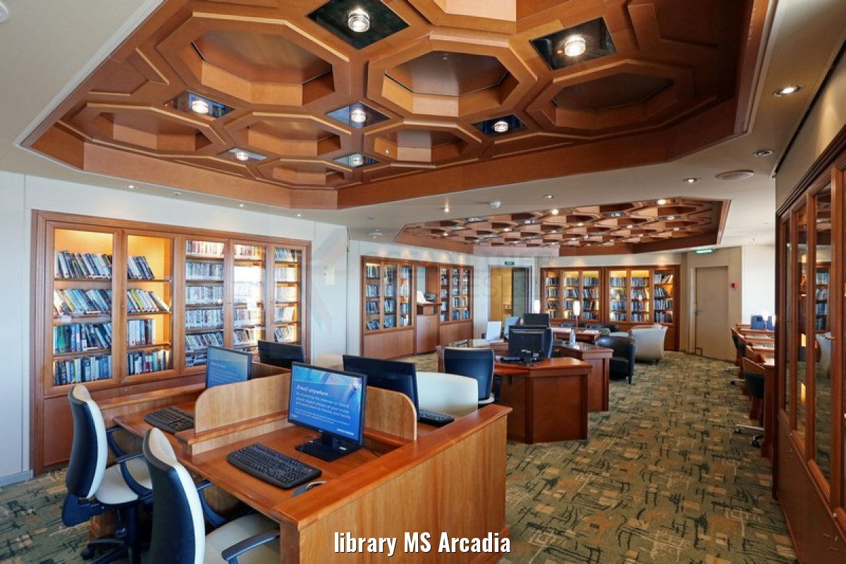 library MS Arcadia