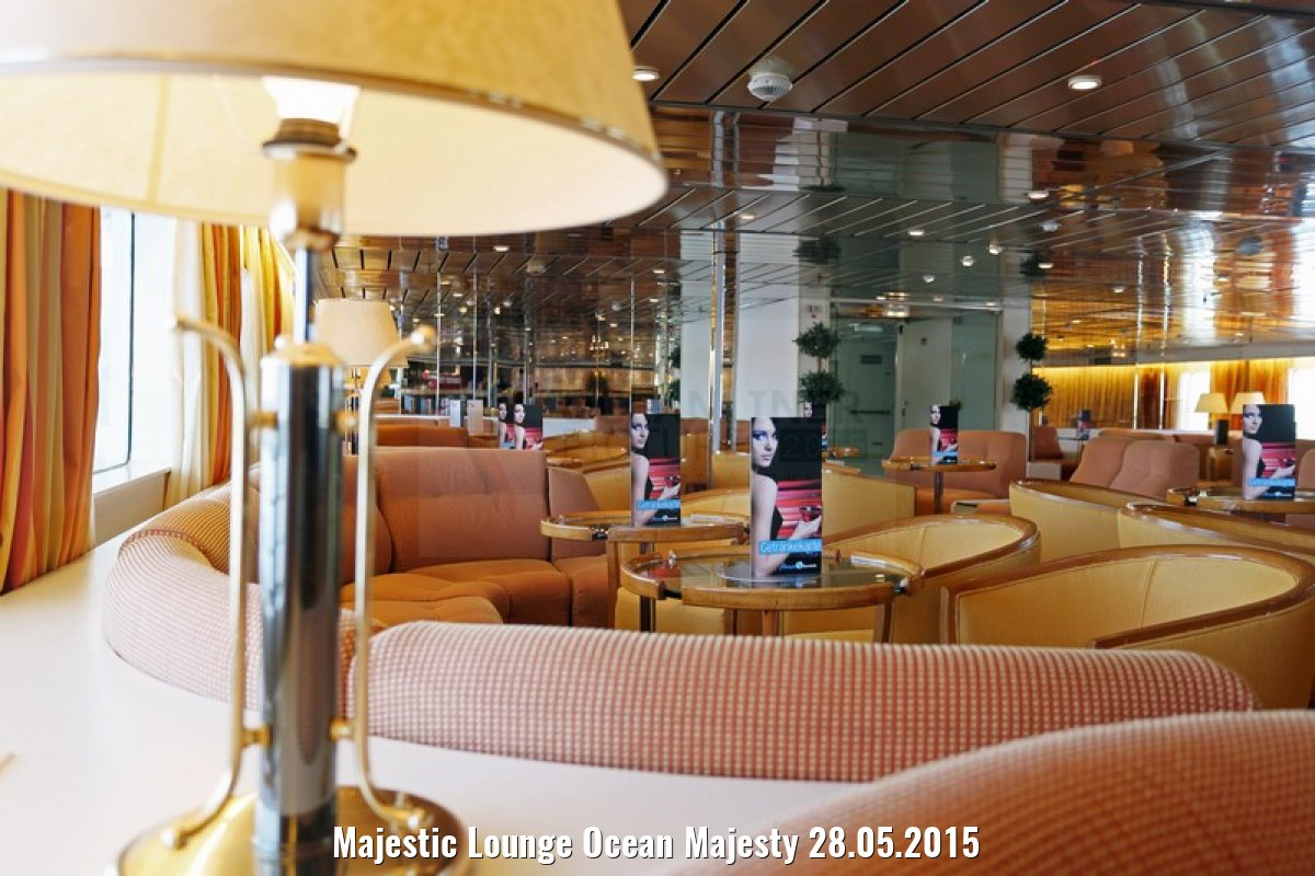 Majestic Lounge Ocean Majesty 28.05.2015