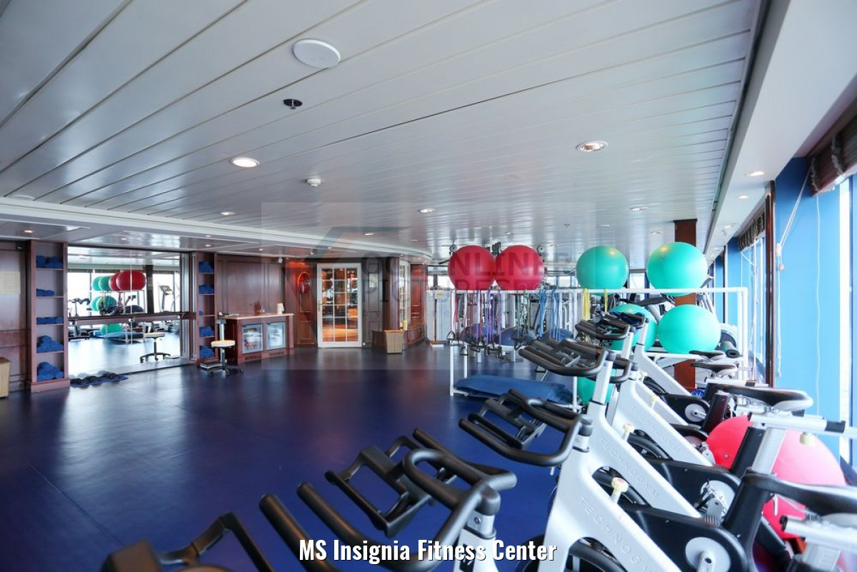MS Insignia Fitness Center