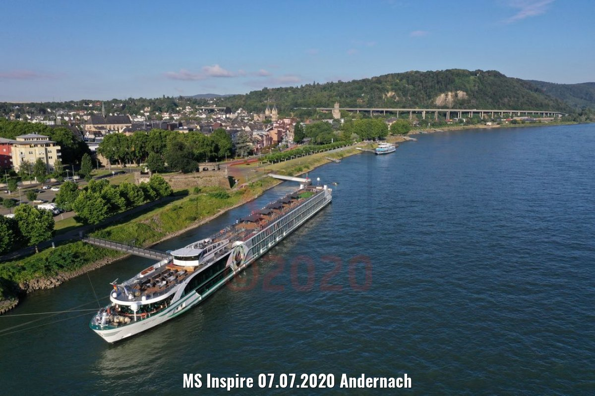 MS Inspire 07.07.2020 Andernach