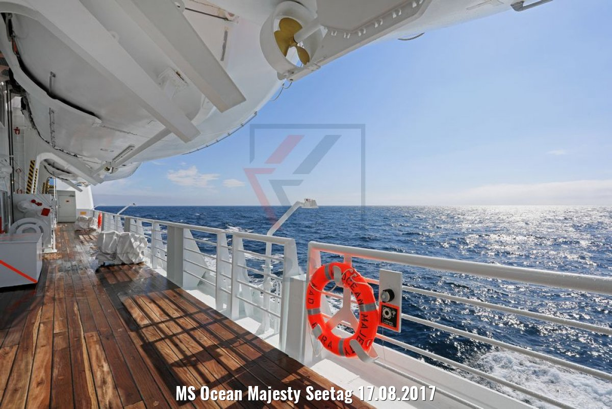 MS Ocean Majesty Seetag 17.08.2017