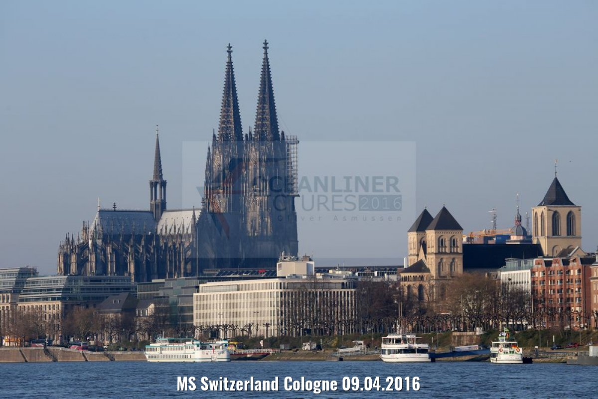 MS Switzerland Cologne 09.04.2016