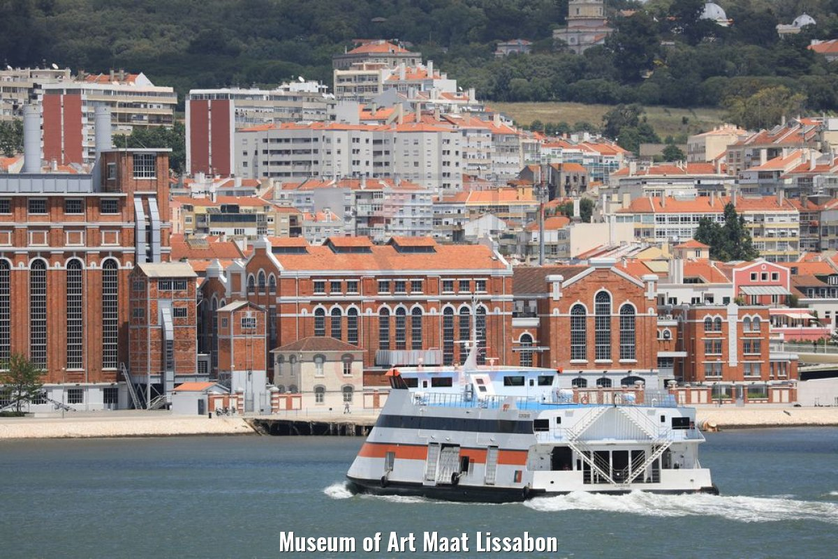 Museum of Art Maat Lissabon