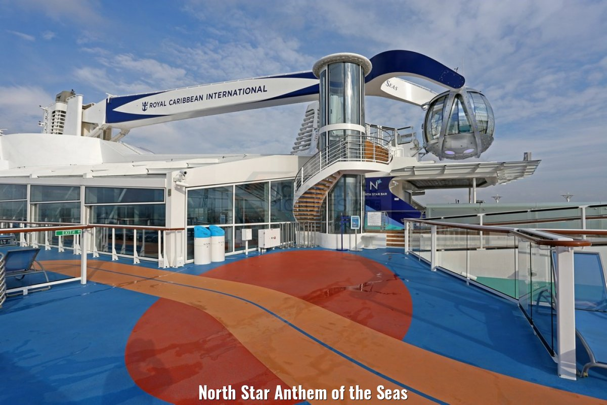 North Star Anthem of the Seas