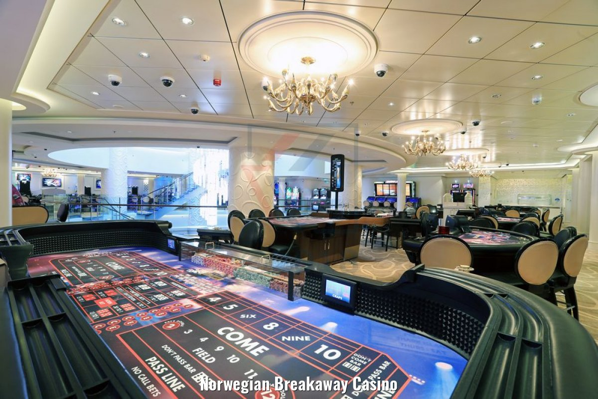 Norwegian Breakaway Casino