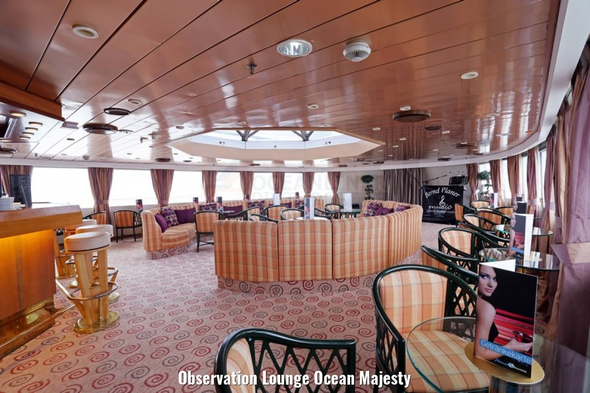 Observation Lounge Ocean Majesty