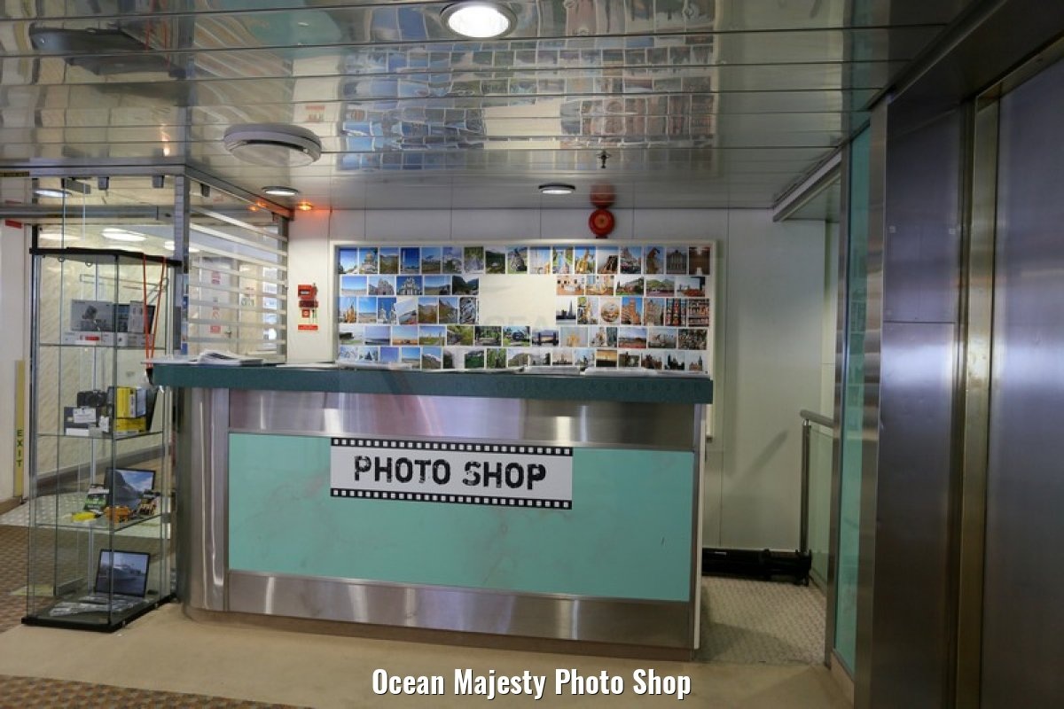 Ocean Majesty Photo Shop