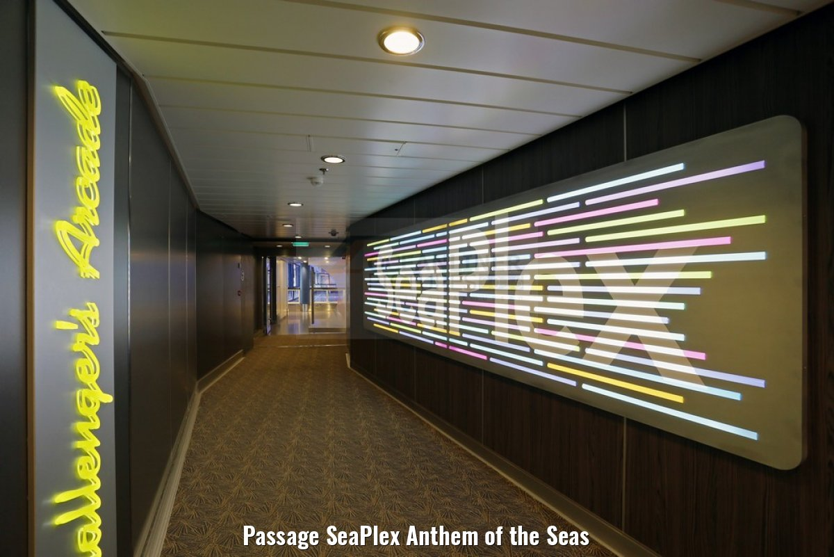 Passage SeaPlex Anthem of the Seas