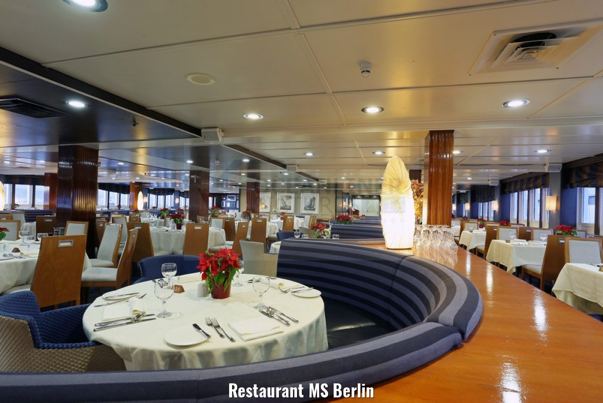 Restaurant MS Berlin