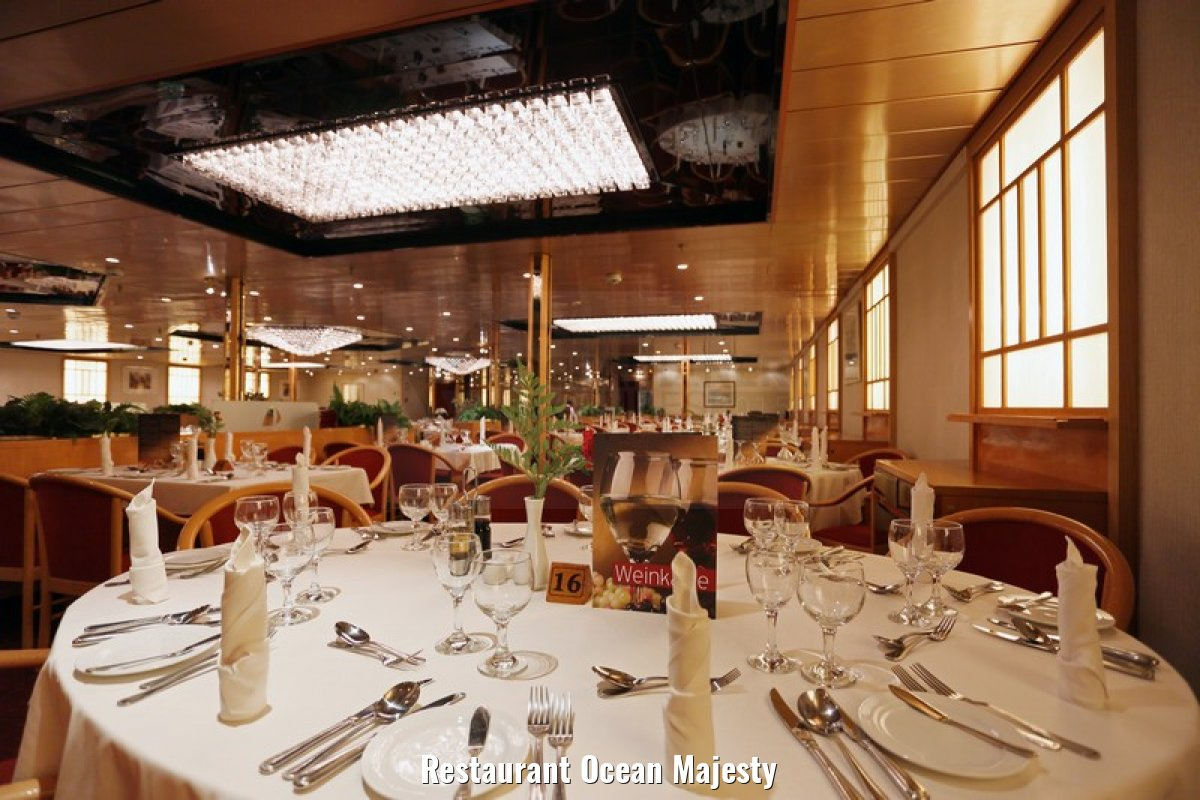 Restaurant Ocean Majesty