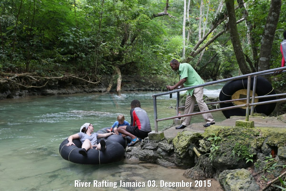 River Rafting Jamaica 03. December 2015