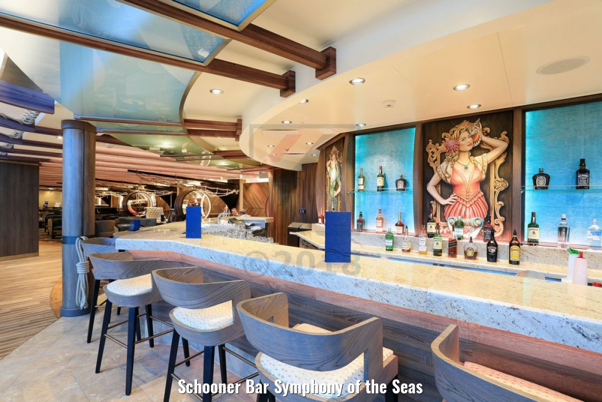Schooner Bar Symphony of the Seas
