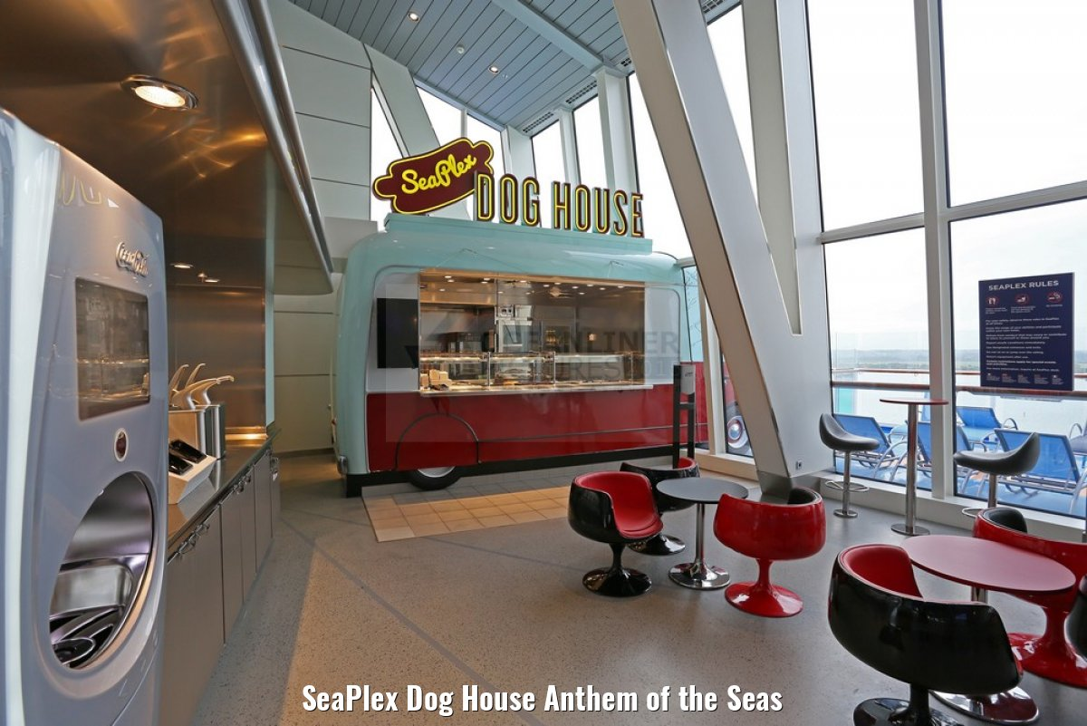 SeaPlex Dog House Anthem of the Seas