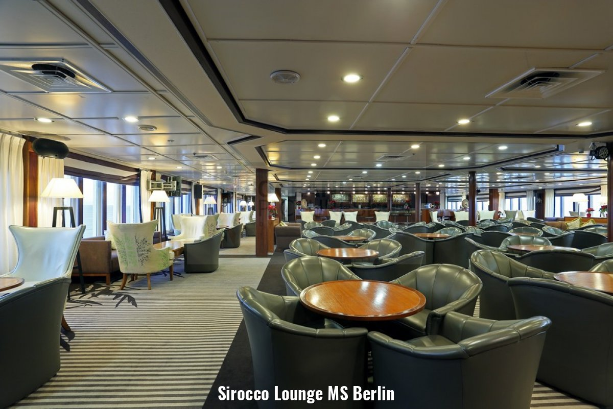 Sirocco Lounge MS Berlin