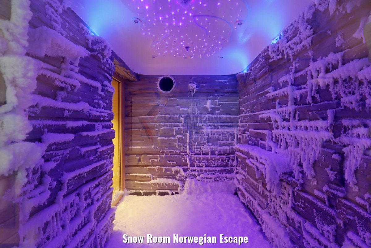 Snow Room Norwegian Escape