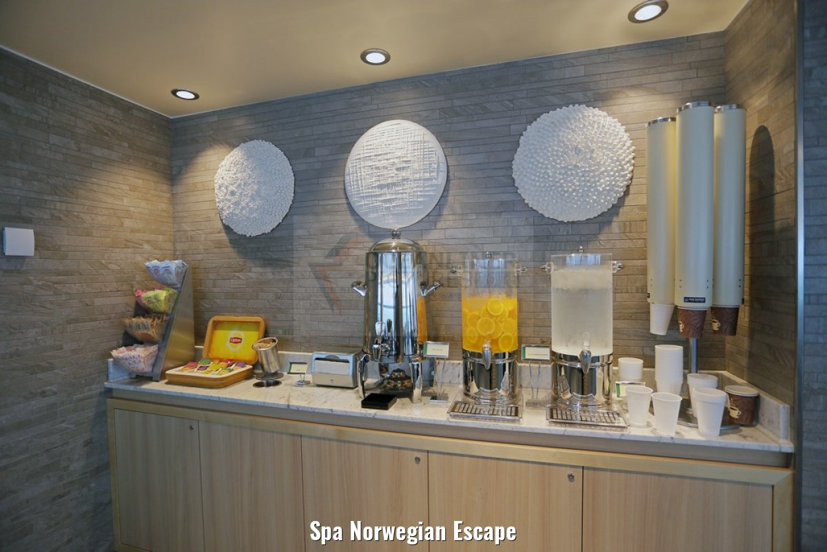 Spa Norwegian Escape